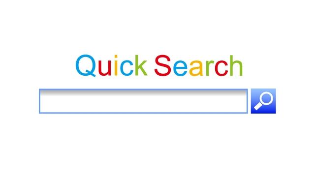 Google風検索画面