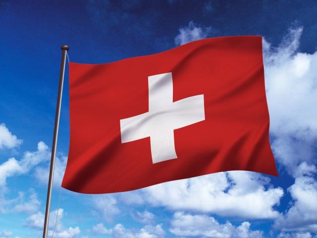 スイス国旗