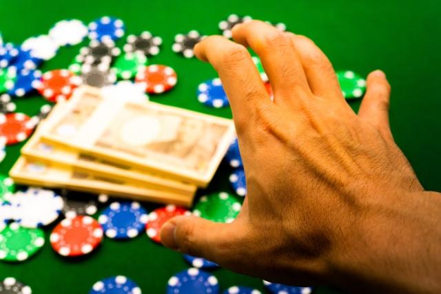 ギャンブルカジノ大金