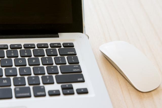 パソコンとマウス